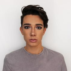 JAMES CHARLES (@jamescharles) • Instagram photos and videos  The newest CoverGirl CoverBOY!