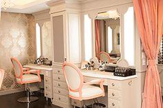 Allure Spa Guide for top destinations Makeup Studio Decor, Beauty Salon Decor, Beauty Bar, Got Party, Best Spa, Best Salon, Makeup Salon, Beauty Lounge, Lounge Decor