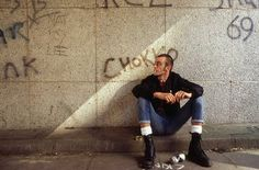 'This Is England' movie director Shane Meadows vs. the British Board of Film Classification (image: Joseph Gilgun a. Joe Gilgun as Woody in 'This Is En Dr. Martens, Shane Meadows, Skinhead Fashion, Skinhead Men, Men's Fashion, Skin Head, England Fashion, Northern Soul, Reggae Music