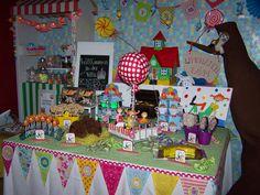 Pippi Langstrumpf Party Zum 5. Geburtstag Leny