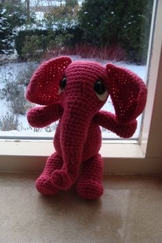 amigurumi olifant