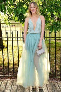 dress gown wedding dress prom dress suki waterhouse sandals clutch bag