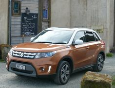 New Suzuki Vitara LTD Review - New Zealand