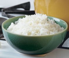 basic fluffy white rice because even though I've made it a thousand times, I'm convinced it could always be more perfect!
