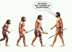 Funny pictures about The evolution of the human species. Oh, and cool pics about The evolution of the human species. Also, The evolution of the human species photos.