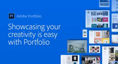 Quickly and simply build a personalized website to showcase your creative work with Adobe Portfolio. Now included free with any Creative Cloud subscription. Portfolio Site, Portfolio Design, Tool Design, App Design, Life Space, Buy Photos, Design Reference, Business Marketing, Adobe