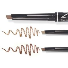 Zuii Organics awesome brow pencils