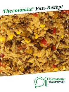 Kritharaki-Salat von tmetti. Ein Thermomix ® Rezept aus der Kategorie Vorspeisen/Salate auf www.rezeptwelt.de, der Thermomix ® Community.