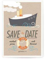 Save the Dates — The Destination Wedding #weddinginvitation #destinationwedding #nauticalwedding