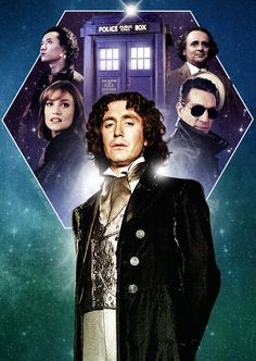 THE PAUL McGANN YEAR by ~DV8R71