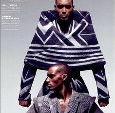 Men's High Fashion