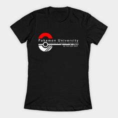 Pokemon University - College Wear Womens T-Shirt