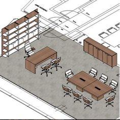 Office 1 ready / Caracas-Miami. Executive office. #office #furniture #design #italy #miami #caracas #president #showroom #interiordesign #plans #render #wynwood #designdistrict www.bieffedesign.com