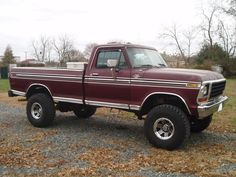 "1979 f150 with 33"" tires - Google Search"