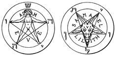 Pentagrama invertido: origen y significado
