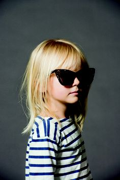 7c5ed00fde3b Karen Walker Chooses The Hippest Kids Ever To Model New Sunglasses  Collection