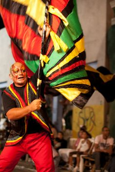 Banderillero de Kiamba | Las Llamadas | Carnaval 2011 | 110203-0735-jikatu by jikatu, via Flickr