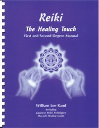 First and Second Degree Reiki Manual