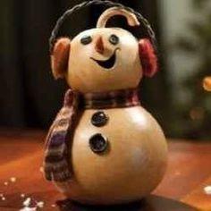 Christmas Gourds