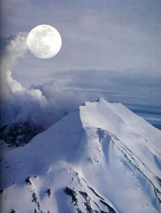 Mountain Moon