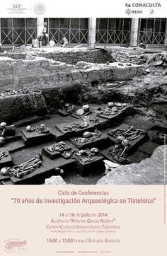 Investigación Arqueológica en Tlatelolco