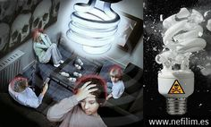 The new energy efficient light bulbs – called compact fluorescent lights (CFL) – are a danger to the public. According to the United States . (We hve known ths before they were released to the public, & still, they were launched! Catherine Austin Fitts, Compact Fluorescent Bulbs, Conspiracy Theories, Incandescent Bulbs, Ways To Save, Nervous System, Save Energy, Breast Cancer, Fluorescent Lamp