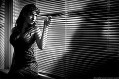 Anna b in Showcase of Film Noir Photography