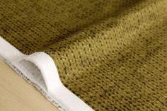 Japanese Fabric With Reality - faux rib stitch knit double gauze