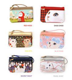 JETOY-Choo-Choo-Caramel-Pouch-S-Cute-Kitty-Cat-Cosmetics-Case-Makeup-Bag