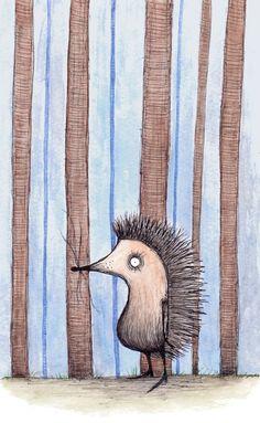 Hermie The Hedgehog by ~sunflowerman on deviantART