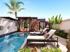 Garden Pool Villa Room