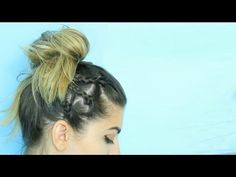 5 Easy Back To School Hairstyles! (Short or Long Hair) - YouTube  These are soooo cute!