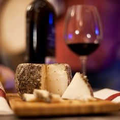 """In our routes you can find this exquisite cured cheese with rosemary from the """"Payoya"""" goat breed Spanish Cuisine, Spanish Food, Cooking Courses, Malaga Spain, Goat, Tapas, Cheese, Spanish Kitchen, Spanish Dishes"""