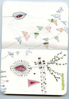 sketch book 2012