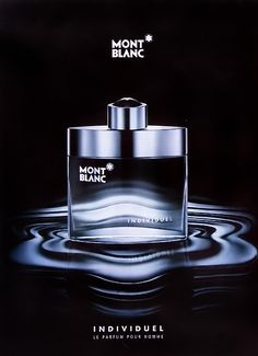 Advert of the fragrance - by Mont Blanc Best Perfume For Men, Best Fragrance For Men, Best Fragrances, Perfume Ad, Perfume Bottles, Mont Blanc Perfume, Cheap Fragrance, Parfum Spray, Beauty Make Up