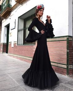 Spanish Black Dresses