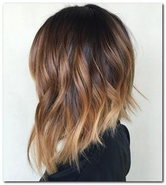 Sleek And Sexy Hairstyles For Medium Length Hair (25)
