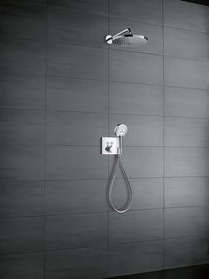 Hansgrohe shower select & Rain shower