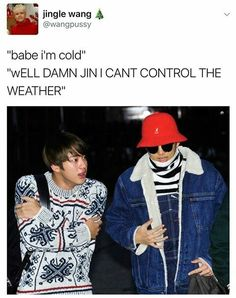That 70's Show reference + BTS + my OTP NamJin. My life is complete and yes I'm totally aware of how sad that is- move on