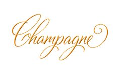 Champagne Party, Glass Of Champagne, Champagne Color, Vanilla Cream, French Vanilla, Hand Lettering Styles, Shades Of White, Caviar, Pearl White