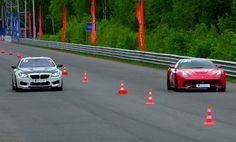 BMW M6 vs Ferrari F12 Berlinetta vs BMW M4 vs Audi S6