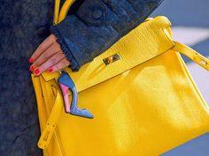 Tu Organizas.: Como guardar as bolsas
