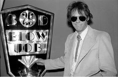 neil young & the blow job machine.   25 cents