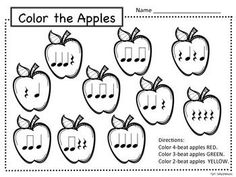 RHYTHM PLUS: ADDITION BUNDLE WITH NOTE VALUES - great for music sub plans and centers.  #musiced
