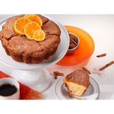 Viennese Coffee Cake - Cinnamon his dessert does not contain any nuts, which makes it the perfect treat for those who have nut allergies for valentine