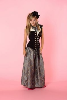 Aurora - Steampunk Disney Princess Costumes