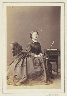 Princess Louise, 1864 [in Portraits of Royal Children Vol.7 1863-1864]