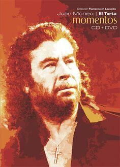 """Juan Moneo """"El Torta"""" es uno de los cantaores más geniales y profundos que ha dado el flamenco durante las últimas décadas. El aficionado que disfruta por primera vez del personalísimo eco de este jerezano modifica, inmediatamente, su concepto del arte jondo. """"Momentos"""", el nuevo trabajo audiovisual (cd-dvd) del cantaor jerezano, está compuesto por doce cantes en CD y siete en DVD, más un making-off de la grabación. Un disco al que ya todos los aficionados califican de antológico."""