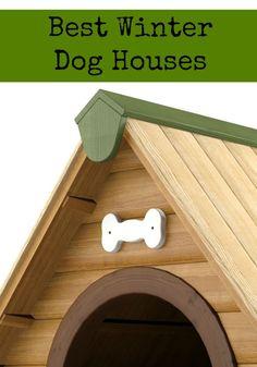 diy cold weather dog house keep your dog warm in winter top dog tips dog diy craft. Black Bedroom Furniture Sets. Home Design Ideas