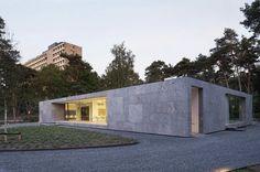 Faculty Club Tilburg University,© René de Wit